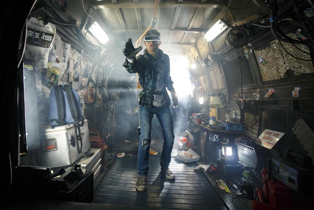 Image tirée du film Ready Player One de Steven Spielberg USA - 2h20 - sortie 28 mars 2018